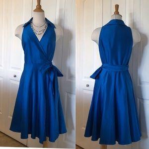 Ralph Lauren Midi Wrap Dress